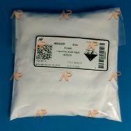 Купить сульфат калия (калий сернокислый) в розницу от 100 грамм можно в нашем интернет-магазине