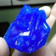 Выращиваем кристаллы из медного купороса самостоятельно
